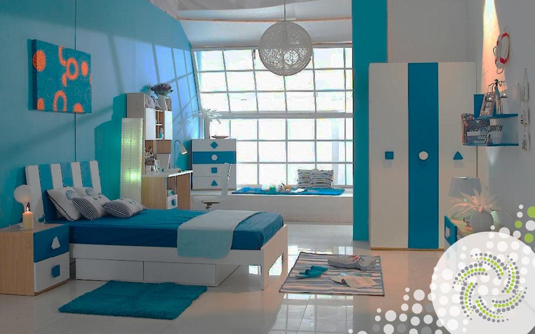 3 tips para iluminar correctamente el dormitorio de tus hijos