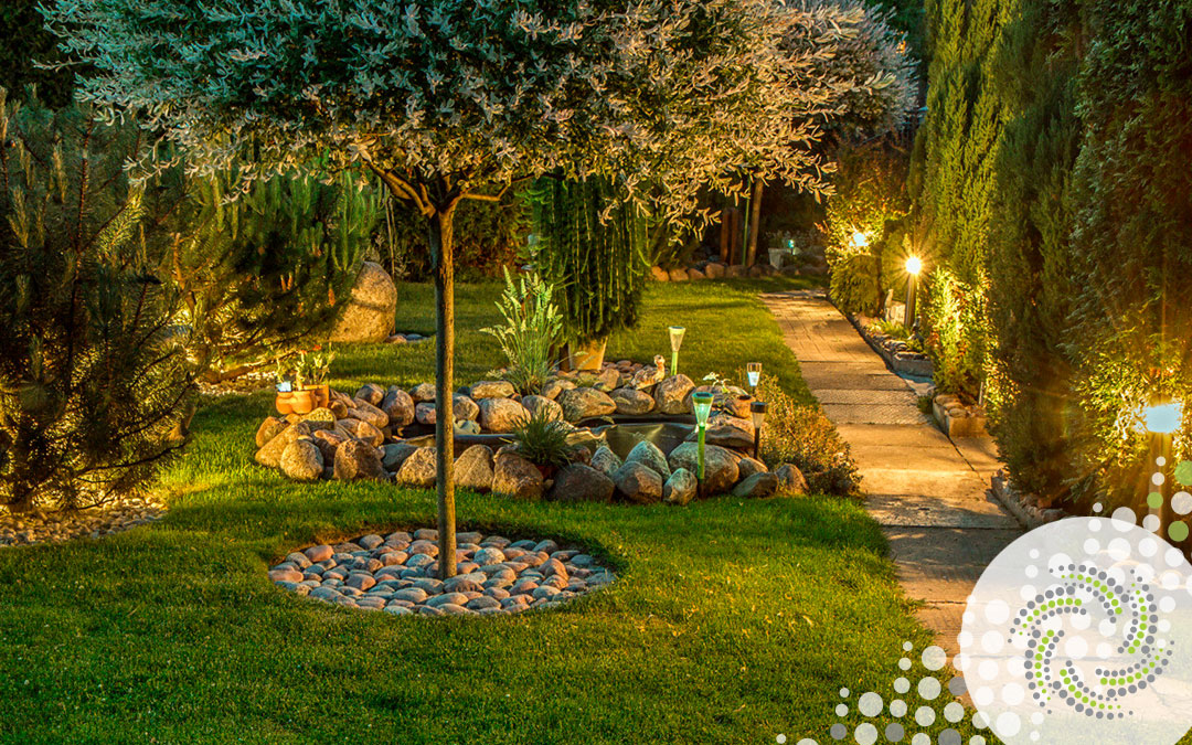 ¡Bienvenida primavera! 3 técnicas para iluminar tu jardín